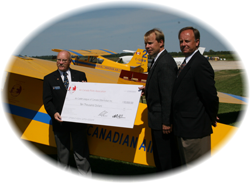 Air Canada Pilots Association Donation