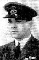 Flight Lieutenant John Baskerville