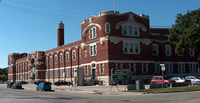 Minto Armoury in Winnipeg